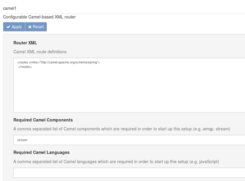 Leveraging the power of Apache Camel in Eclipse Kura — ctron's blog